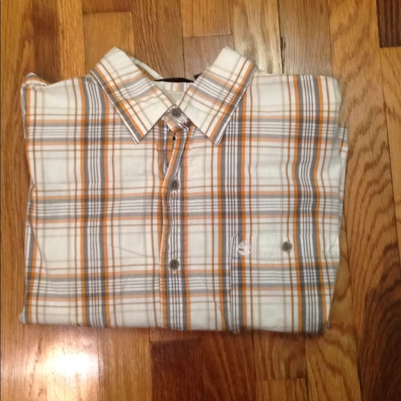 Timberland Other - Host pick!!!  Timberland long sleeved button down